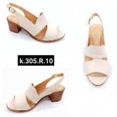 ---НА ЕДРО--- Дамски сандали модел 305