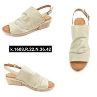 ---НА ЕДРО--- Дамски сандали модел 1608