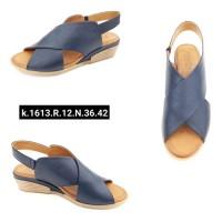 ---НА ЕДРО--- Дамски сандали модел 1613