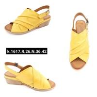 ---НА ЕДРО--- Дамски сандали модел 1617