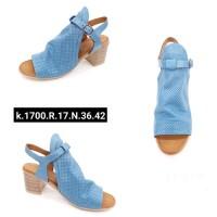 ---НА ЕДРО--- Дамски сандали модел 1700