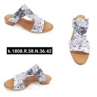 ---НА ЕДРО--- Дамски сандали модел 1808