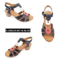 ---НА ЕДРО--- Дамски сандали модел 2503