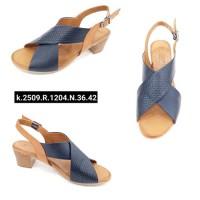 ---НА ЕДРО--- Дамски сандали модел 2509