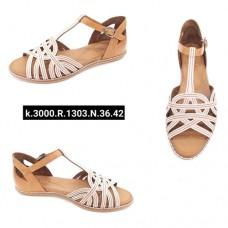 ---НА ЕДРО--- Дамски сандали модел 3000