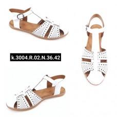 ---НА ЕДРО--- Дамски сандали модел 3004
