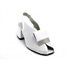 ---НА ЕДРО--- Дамски сандали на ток модел 316
