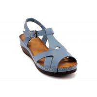 ---НА ЕДРО--- Дамски сандали модел 317