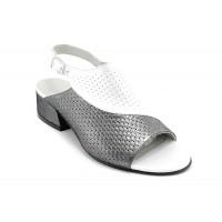 ---НА ЕДРО--- Дамски сандали на ток модел 385