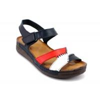 ---НА ЕДРО--- Дамски сандали модел 507