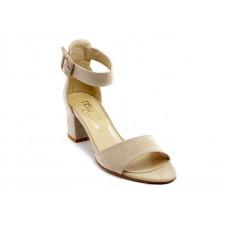 ---НА ЕДРО--- Дамски сандали на нисък ток модел 198