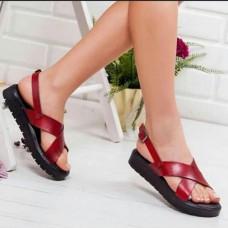 ---НА ЕДРО--- Дамски сандали модел 144