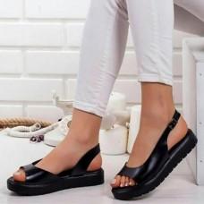 ---НА ЕДРО--- Дамски сандали модел 147