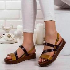 ---НА ЕДРО--- Дамски сандали модел 148