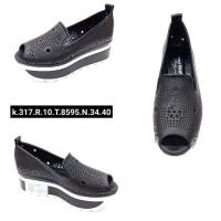 ---НА ЕДРО--- Дамски летни обувки модел 317
