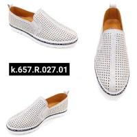 ---НА ЕДРО--- Дамски летни обувки модел 657