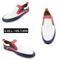 ---НА ЕДРО--- Мъжки мокасини модел K-02-L